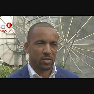 Angolano Helder Martins em Moçambique para mais uma internacionalização