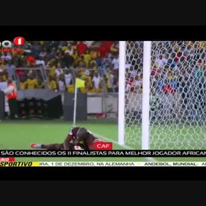 """""""CAF"""" Conhecidos os 11 finalistas para melhor jogador africano"""