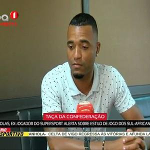 Pilolas alerta sobre estilo de jogo dos Sul-Africanos