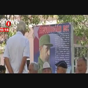 Miguel Díaz-Canel pode substituir Raúl Castro na presidência de Cuba