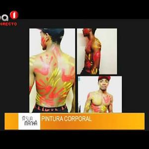 Pinturas corporais