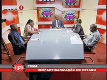 Despartidarização do Estado - Paula de Sousa
