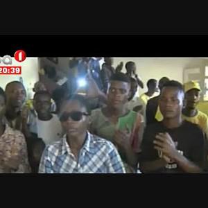 Secretário provincial da CASA-CE da Lunda Norte apela adesão dos jovens ao voto