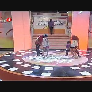 Bailarinos Mwangolé