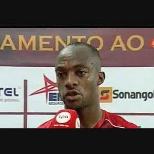 Resultado Final Angola 4-Mauritânia 1