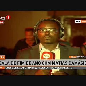 """TPA """"Gala de fim de ano com Matias Damásio"""""""