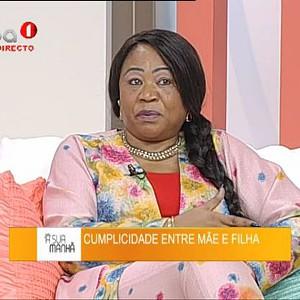 Esmeralda Cunha e mãe falam de cumplicidade entre si - Parte 3
