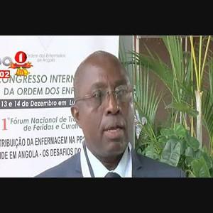 Angola tem 10 mil enfermeiros desempregados