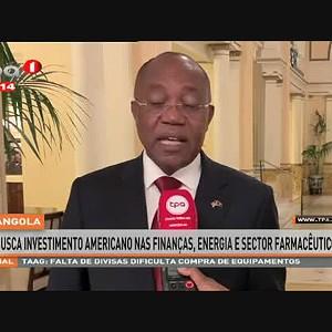 Angola e EUA em contactos para um encontro entre João Lourenço e Trump