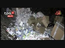 Técnicos de saúde no Cunene apanhados a noite a queimarem medicamentos supostamente expirados