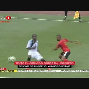 "Angola 1 - 0 Botswana ""Apuramento ao CAN 2019"""
