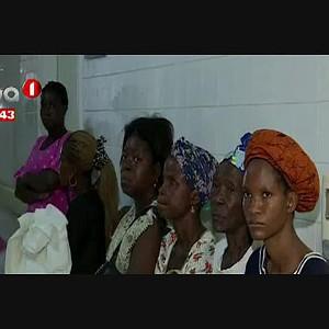 Hospitais de Luanda reforçados com mais de cem bolsas de sangue