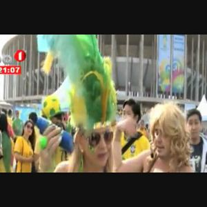 Mundial da Rússia 2018 - Brasil entre os candidatos