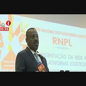 Apresentada rede nacional das plataformas logísticas