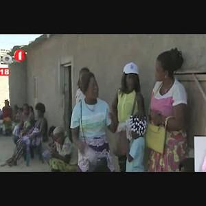Namibe - Cidadão acusado de matar a mulher