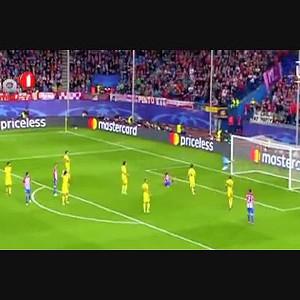 """UEFA elege os 10 melhores golos """"Liga dos Campeões"""""""