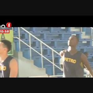 """""""BIC Basket"""" Petro de Luanda prepara início da final"""