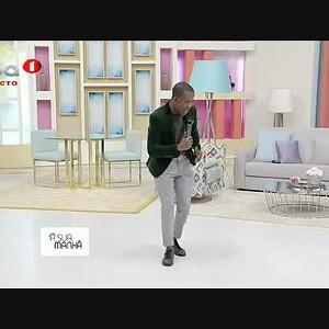 """Adelásio - Não fatiga mwangolé """"A Sua Manha"""""""