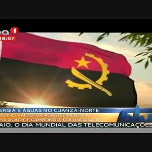 Governo vai repor energia e água em Cambondo, Golungo Alto