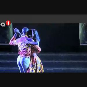 Concurso Kizomba - Celson Paulo e Epifânia André