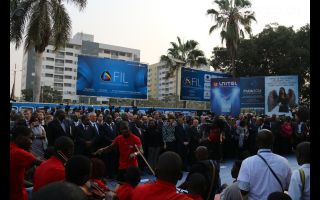 Inauguração da FILDA 2014