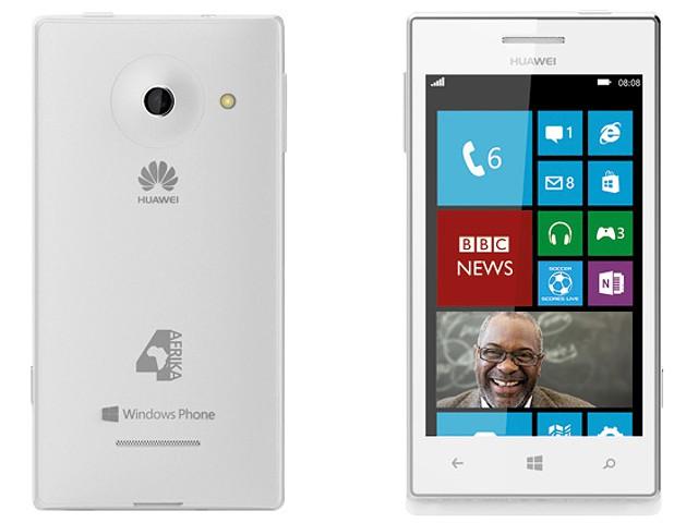 Smartphone 4Afrika lançado pela Unitel na feira