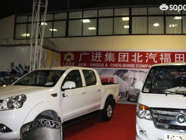 Os automóveis chineses