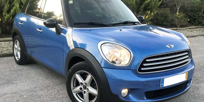 MINI Countryman Cooper D (112cv) (5p)