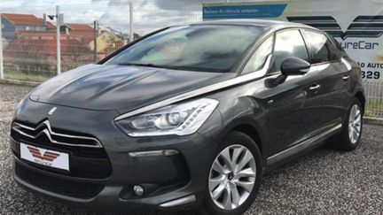 Citroen DS5 2.0 HDi Hybrid4 So Chic (163cv) (5p)
