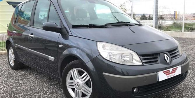 Renault Scénic 1.5 dCi Privilège Luxe (105cv) (5p)
