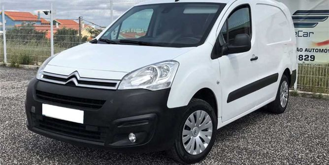 Citroen Berlingo 1.6 HDi L2 100, Business (99cv) (4p)