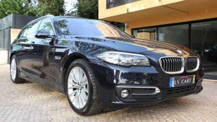BMW Série 5 520d Touring Luxury Cx Auto GPS, Nacional