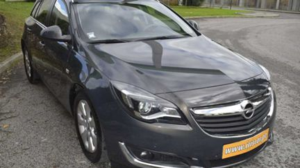 Opel Insignia 2.0Cdti Executive Sports Tourer 140Cv (Vendido)