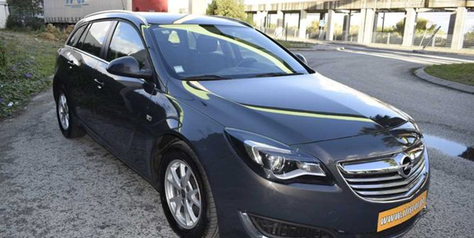 Opel Insignia 2.0Cdti Sports Tourer Selection s/s 140Cv