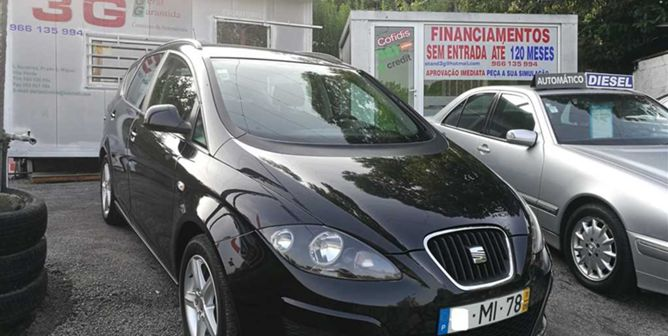 Seat Altea XL XL 1.6 TDi Reference (90cv) (5p)
