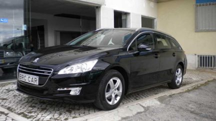 Peugeot 508 1.6 e-HDi Business Line Pack 2-Tronic (115cv) (5p)