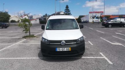 Volkswagen Caddy 2.0 102HP