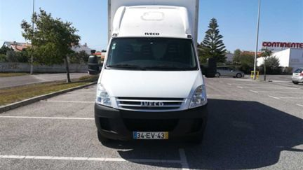 Iveco Daily 3.0 145HP (VENDIDA)