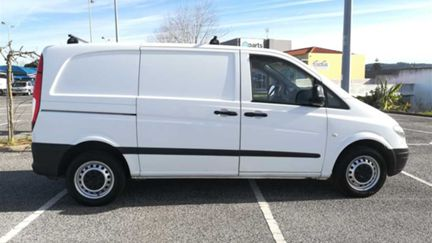 Mercedes-Benz Vito 2.2 90HP