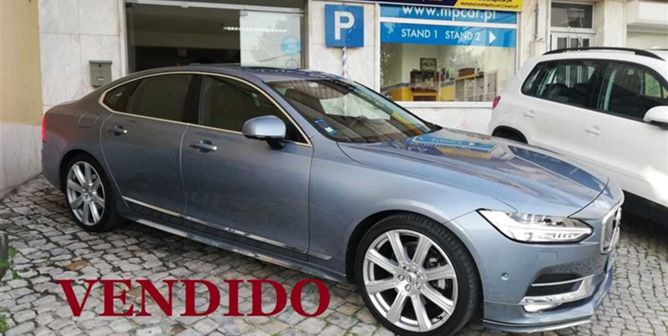 Volvo S90 2.0 D4 INSCRIPTION GEARTRONIC (190cv) FULL EXTRAS,NACIONAL 16.500KMS