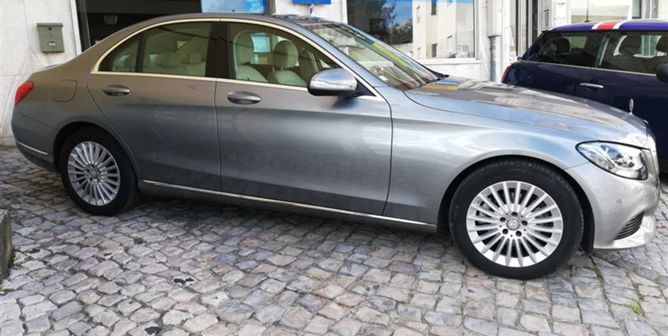Mercedes-Benz Classe C 220 BlueTEC Exclusive 7G-TRONIC (170cv) (4p)