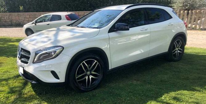 Mercedes-Benz Classe GLA 200 CDI Urban Pack Night