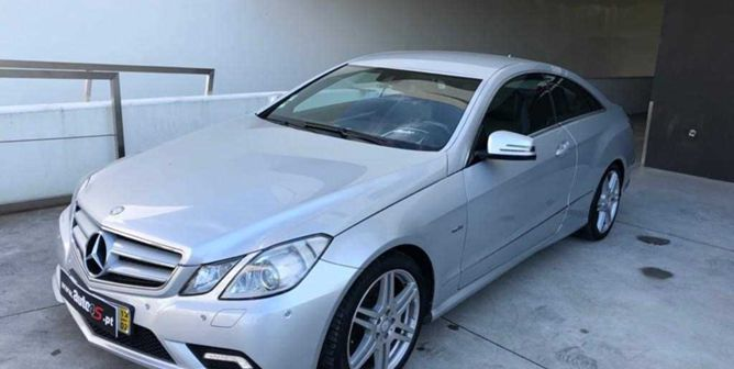 Mercedes-Benz Classe E 220 Coupe AMG