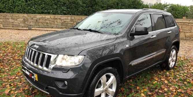 Jeep Grand Cherokee 3.0 CRD V6 Limited (241cv) (5p)