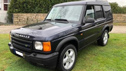 Land Rover Discovery 2.5 Td5 (136cv) (5p)