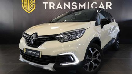 Renault Captur 0.9 Tce Exclusive GPS + Full Led + Cam. Tras.
