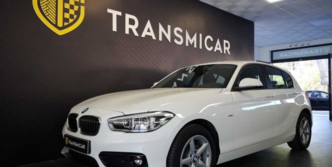 BMW Série 1 116d 116cv Full Led+GPS+Cx. Auto