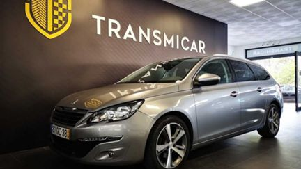 Peugeot 308 SW 1.6 BlueHDi Active 120cv+Cam.Traseira+J17
