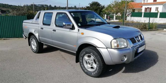 Nissan Pick-Up 2.5 TD CD Navara Sport (133cv) (4p)