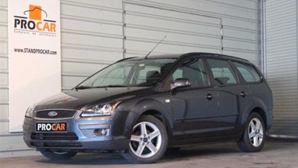 Ford Focus Station 1.6 TDCi Connection (90cv) (5p)